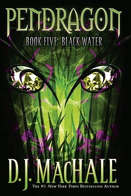 Black Water by D.J. MacHale