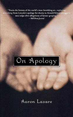 On Apology by Aaron Lazare