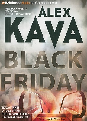 Black Friday by Alex Kava