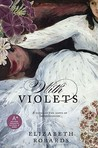 With Violets by Elizabeth Robards