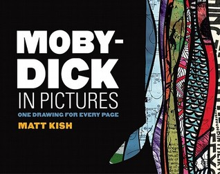Moby-Dick in Pictures by Matt Kish