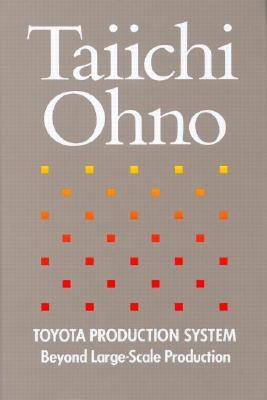 Toyota Production System by Taiichi Ohno