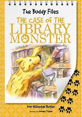The Case of the Library Monster by Dori Hillestad Butler