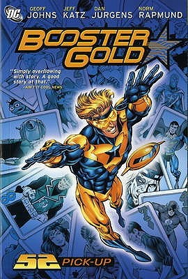 Booster Gold by Geoff Johns