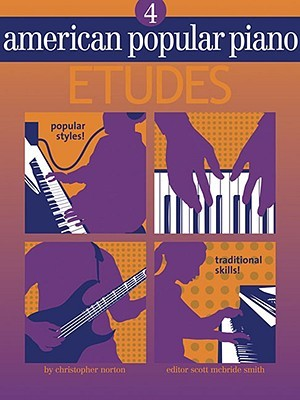 American Popular Piano: Etudes, Level Four