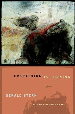 Everything Is Burning by Gerald Stern