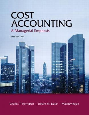 Free download Cost Accounting PDF