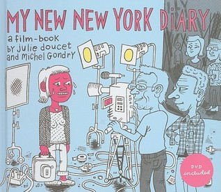 My New New York Diary by Julie Doucet