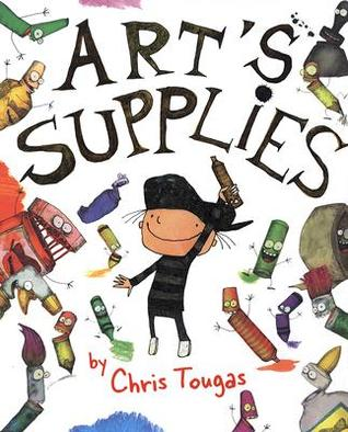 Art's Supplies by Chris Tougas