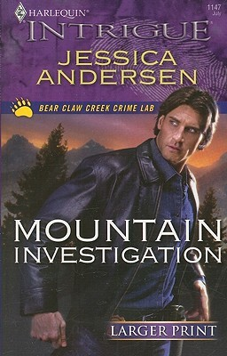 Mountain Investigation by Jessica Andersen