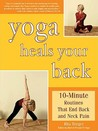 Yoga Heals Your Back