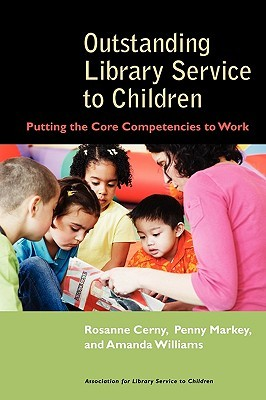 Outstanding Library Service To Children by Rosanne Cerny