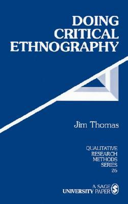 Critical Ethnography Dissertation