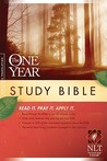 One Year Study Bible-NLT