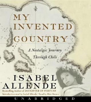 My Invented Country CD by Isabel Allende