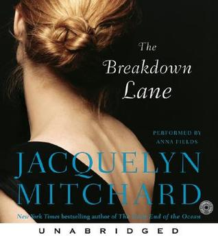 The Breakdown Lane CD by Jacquelyn Mitchard