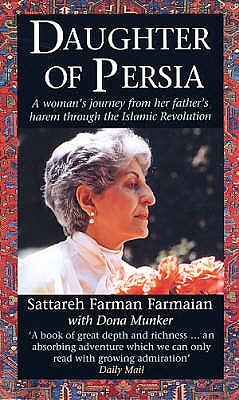 Daughter Of Persia by Sattareh Farman Farmaian