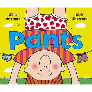 Pants by Giles Andreae
