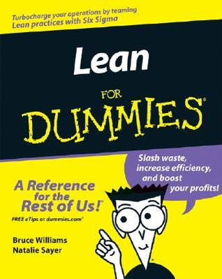 Lean For Dummies (For Dummies by Natalie J. Sayer