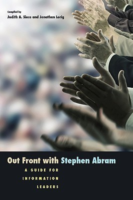 Out Front With Stephen Abram by Stephen Abram