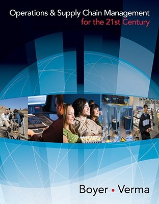 Operations and Supply Chain Management for the 21st Century (with Printed Access Card)