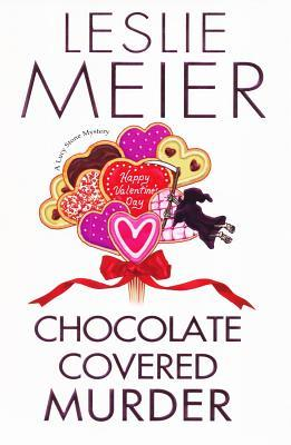 Chocolate Covered Murder (A Lucy Stone Mystery #18)