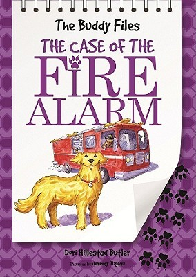 The Case of the Fire Alarm by Dori Hillestad Butler