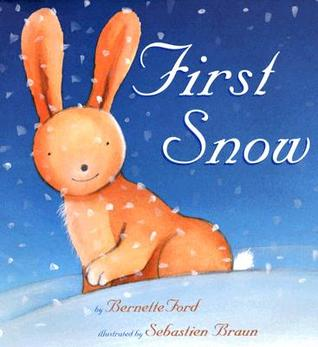 First Snow by Bernette Ford