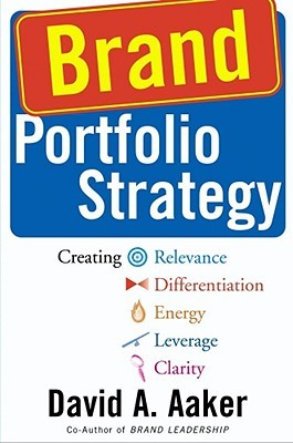 Brand Portfolio Strategy by David A. Aaker