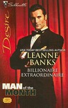Billionaire Extraordinaire (The Billionaires Club #3)
