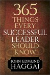 365 Things Every Successful Leader Should Know