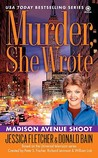 Madison Avenue Shoot (Murder, She Wrote #31)