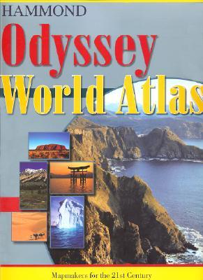 Odyssey World Atlas [With Pull-Out-Map]