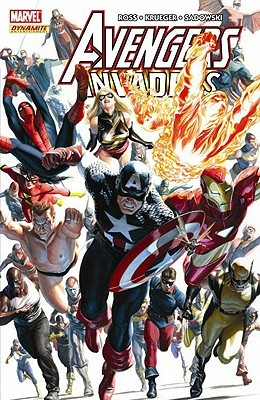Avengers/Invaders by Alex Ross