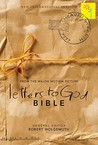 Letters to God Bible-NIV: From the Major Motion Picture