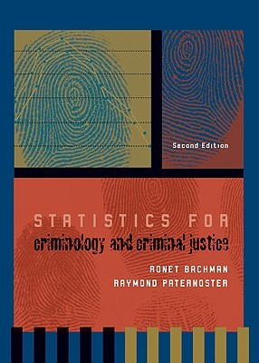 Statistics for Criminology and Criminal Justice [With CDROM]