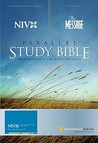 Message Parallel Study Bible-PR-NIV/MS-Numbered