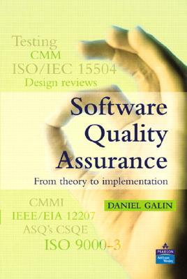 Software Quality Assurance by Daniel Galin