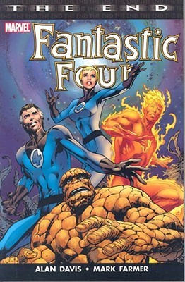 Fantastic Four by Alan Davis