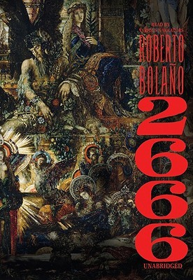 2666 (Part 1 of 2 parts) by Roberto Bolaño