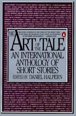 The Art of the Tale by Daniel Halpern
