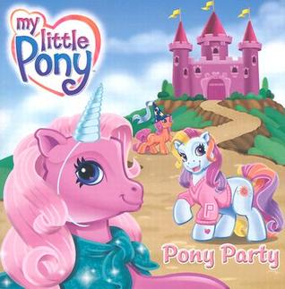 Pony Party by Kate Egan