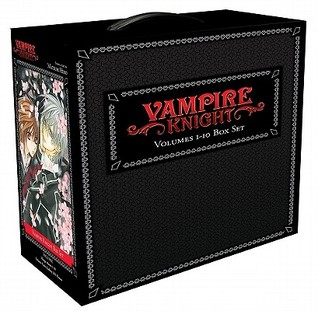 Vampire Knight Box Set, Volumes 1-10 by Matsuri Hino