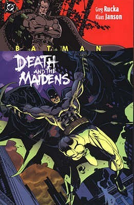 Free Download Batman: Death And The Maidens (Batman) by Greg Rucka, Klaus Janson PDF