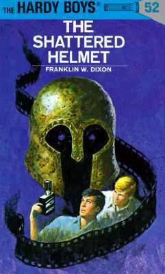 The Shattered Helmet by Franklin W. Dixon
