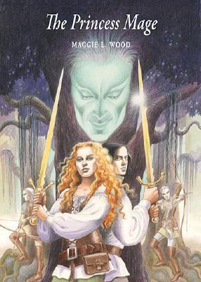 The Princess Mage by Maggie L. Wood