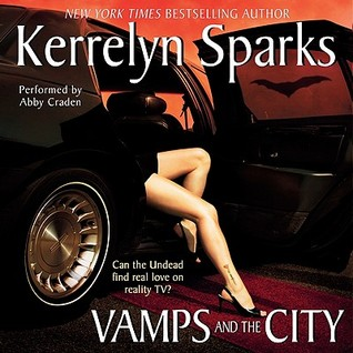 Vamps and the City (Love at Stake, #2)