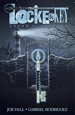 Crown of Shadows (Locke & Key, #3)