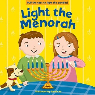 Light the Menorah by Jannie Ho