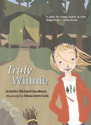 Truly Winnie by Jennifer Richard Jacobson